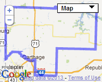 District 127 Map