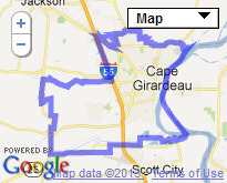 District 147 Map