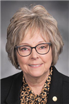 Image of Rep. Peggy McGaugh (R)